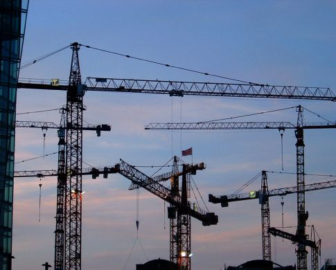 Public Consultation on the Revision of I.S. 360 - Code of Practice: Safe Use of Cranes