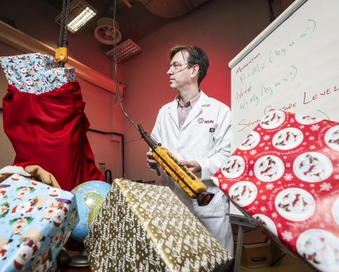 Scientists Crack the Code to Reveal How Santa Delivers Presents to The World's Children