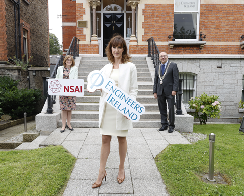 Engineers Ireland formally recognises participation in NSAI Standards Committees as Continuing Professional Development (CPD)